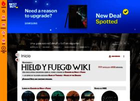 hieloyfuego.wikia.com