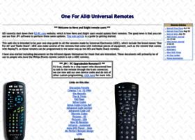 hifi-remote.com