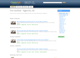 higginsville.chaosads.com