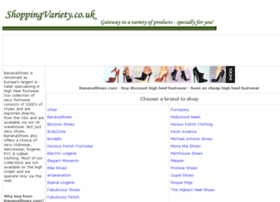 high-heel-footwear.shoppingvariety.co.uk