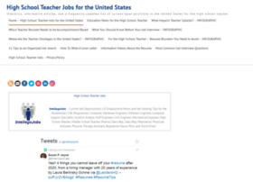 high-school-teacher-jobs.intellego-publishing.com