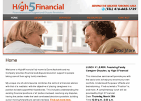 high5financial.com