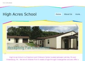 highacresschool.com