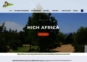 highafrica.com