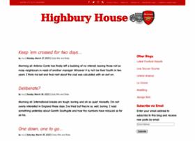 highbury-house.com