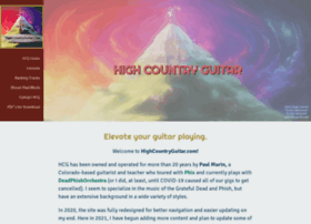 highcountryguitar.com