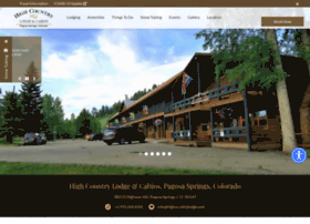 highcountrylodge.com