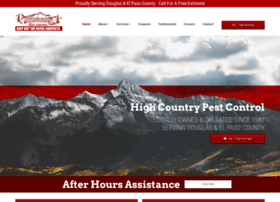 highcountrypestcontrol.com