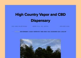 highcountryvapor.com
