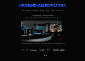 highend-audiopc.com