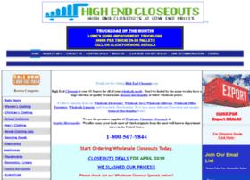 highendcloseouts.com