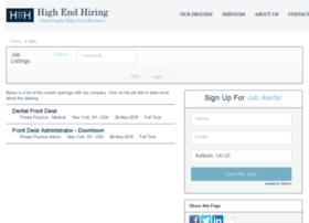 highendhiring.applicantpro.com