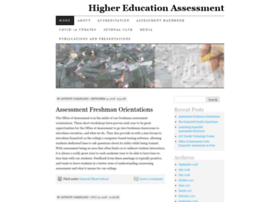 higheredassessment.wordpress.com