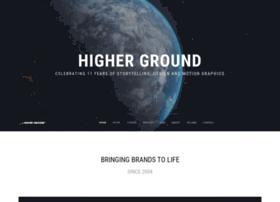 Highergroundcreative.co.uk
