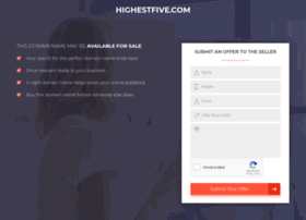 highestfive.com