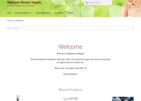 highgatebeauty.com