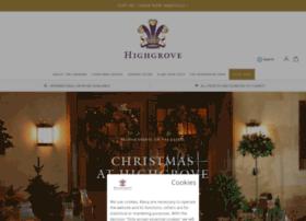 highgroveshop.com