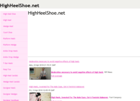 highheelshoe.net
