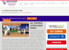highland-park.kleenairservices.com