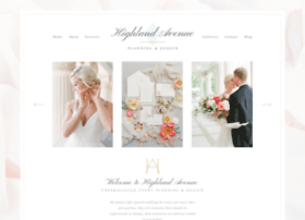 highlandavenueevents.com
