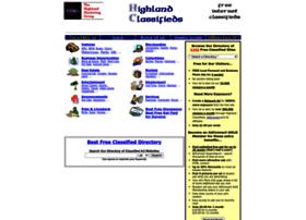 highlandclassifieds.com