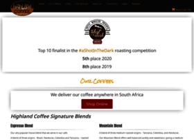 highlandcoffeeroastery.co.za