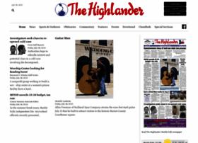 highlandernews.com