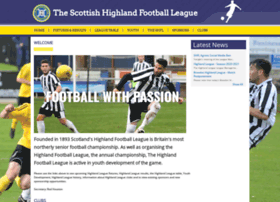 highlandfootballleague.com