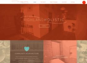 highlandholistic.com