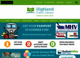 highlandlibrary.org