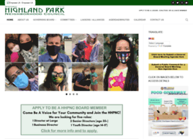 highlandparknc.com