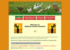 highlandpoultryadoption.co.uk