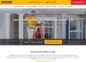 highlands-ranch.certapro.com