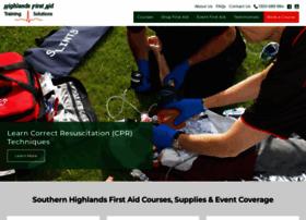 highlandsfirstaid.com.au