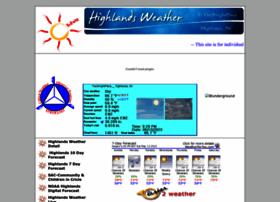 highlandsweather.net