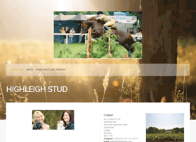 highleighstud.co.uk