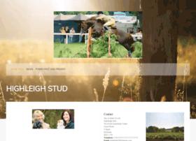 highleighstud.co.uk