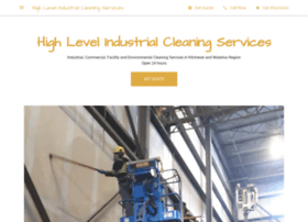Highlevelindustrialcleaning.com