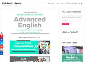 highlevellistening.com