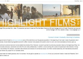 highlightfilmsproduction.blogspot.co.il