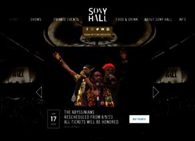highlineballroom.com