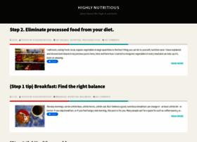 highlynutritious.blogspot.co.uk