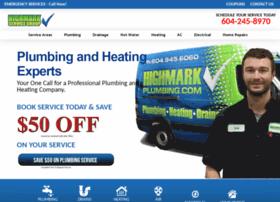 highmarkplumbing.com