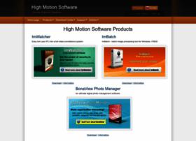 highmotionsoftware.com