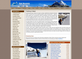 highmountaintrek.com