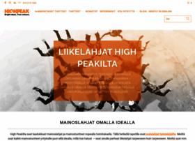 highpeak.fi