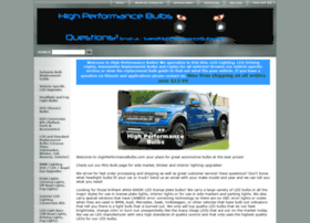 highperformancebulbs.com