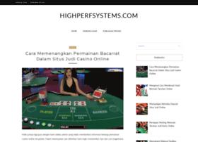 highperfsystems.com