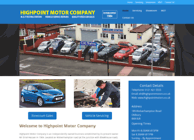 highpointmotors.co.uk