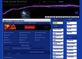 highpowerdirectory.com